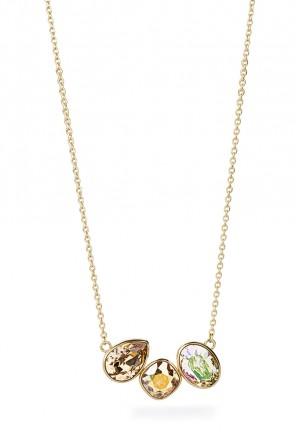 Collana Brosway Donna Dafne Gold Cristalli Swarovski Ottone BFN03
