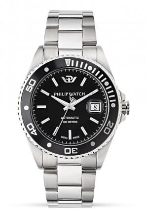 Orologio Philip Watch Caribe Automatico Sub Uomo R8223597010