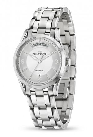 Orologio Philip Watch Sunray Automatico Uomo Acciaio R8223180001