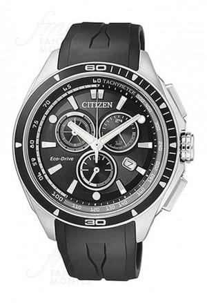 Orologio Uomo Chronografo Eco-Drive Acciaio Citizen AT0956-09E