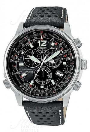 Orologio Uomo Chronografo Eco-Drive Acciaio Citizen AS4020-36E