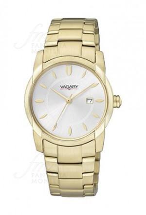 Orologio Vagary By Citizen Donna Acciaio Laminato Gold IE6-627-11