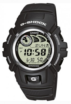 Orologio Casio G-Shock Sportivo Digitale Antiurto Cronometro Uomo G-2900F-8VER