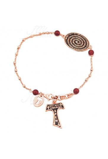 bracciale rosario donna
