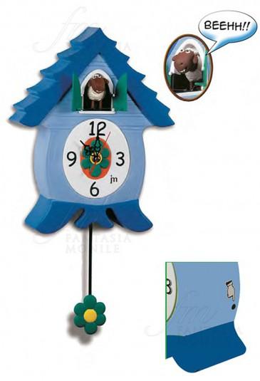 Orologio cucu design design orologi a cuc stile bauhaus verde meccanismo a giorni with orologio - Orologi a cucu design ...