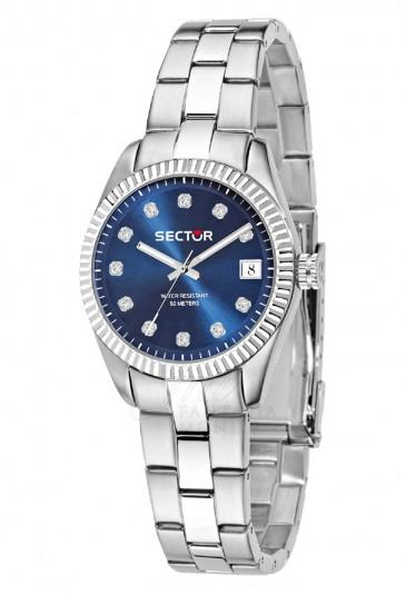 orologio donna quadrante blu
