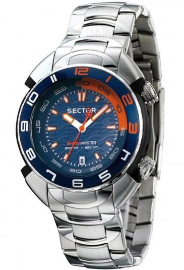Orologi Modern Sport Sector Uomo Acciaio Watch Watches 2ED9YHIW